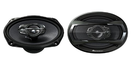 "Pioneer Ts-A6975R 6"" X 9"" 3-Way Ts Series Coaxial Car Speakers"