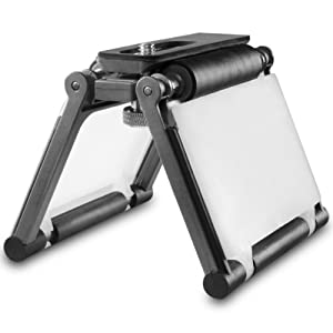 Flip Cage Tabletop Tripod (Midnight Black)