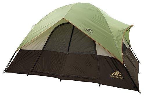 ALPS-Mountaineering-Meramac-Two-Room-Tent-Fiberglass-Poles-and-Oxford-Floor-10-x-12-Feet
