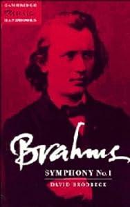 Brahms Symphony No 1 Cambridge Music Handbooks by Cambridge University Press