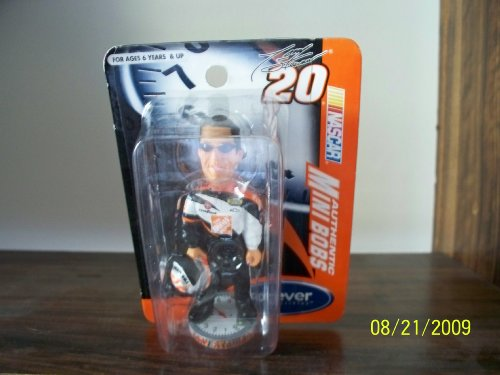Picture of Tony Stewart #20 Authentic Mini Bobble Head Forever Collectible (Bobble Head Figures)