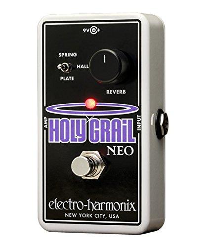 electro-harmonix エレクトロハーモニクス リバーブ Holy Grail Neo 【国内正規品】