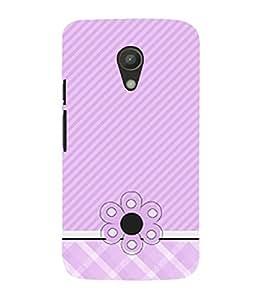 Diamond Girly Pattern 3D Hard Polycarbonate Designer Back Case Cover for Motorola Moto G2 X1068 :: Motorola Moto G (2nd Gen)
