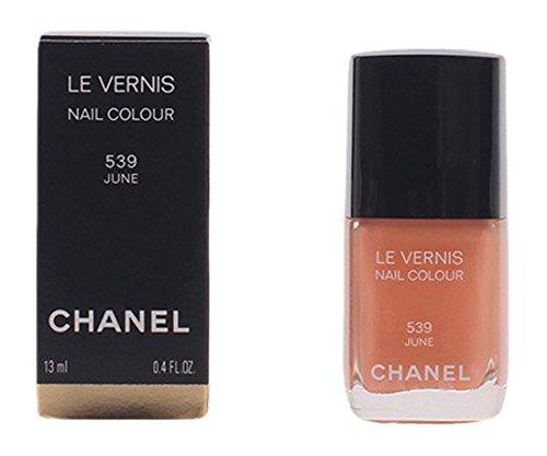 Chanel le Vernis Nagellack 539 - june - Damen, 1er Pack (1 x 13 ml)