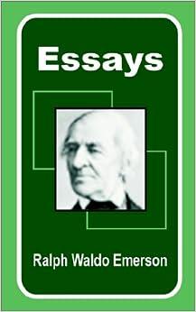 essays emerson amazon