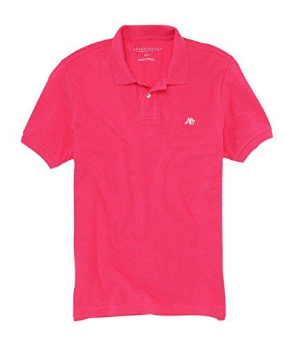 aeropostale-mens-a87-solid-logo-piqu-polo-shirt-l-pink-burst