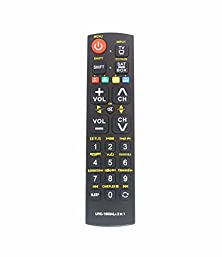 buy Nettech Urc1503 2-Device Big Button Universal Streaming Remote For Roku, Apple Tv, Sony, Vizio, Tcl.Roku, Lg, Samasung