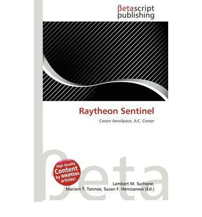-raytheon-sentinel-by-surhone-lambert-m-author-may-19-2011-paperback-
