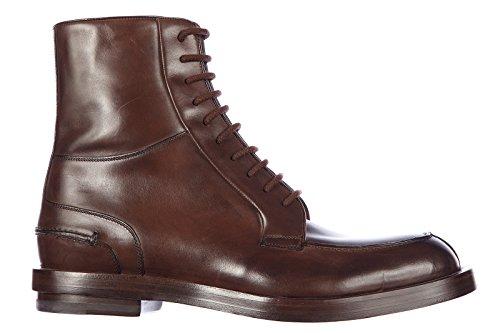 Gucci stivaletti stivali uomo pelle betis glamour marrone EU 41 325856 BLM00 2140