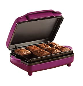 Sensio Bella 13603 Brownie Maker, Purple by MBlock & Sons, Inc.