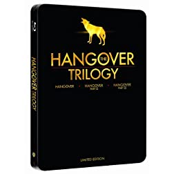 The Hangover Trilogy (Limited Edition) [Blu-ray]