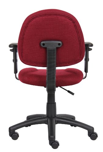 Boss fice Products B316 BY Perfect Posture Delux Fabric