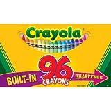 Crayola Classic Color Pack Crayons, Wax, 96 Colors per Box (52-0096)
