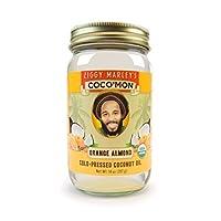 Ziggy Marley Organics CocoMon Orange Almond Coconut Oil - 14 fl oz