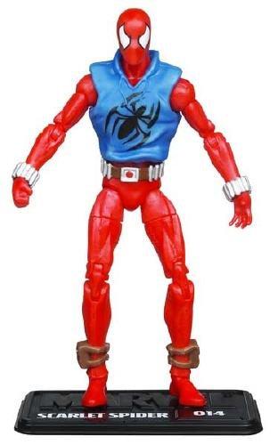 Marvel Universe Series 3 – Scarlet Spider Actionfigur, ca. 10 cm günstig bestellen