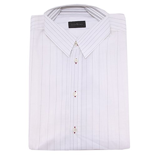 23980 camicia JOHN RICHMOND camicie uomo shirt men [56/ XXL]