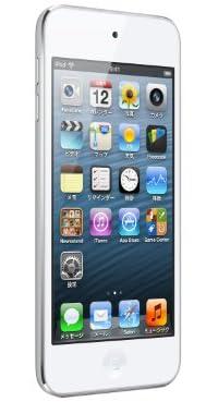 最新モデル 第5世代 Apple iPod touch 32GB ホワイト&シルバー MD720J/A
