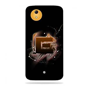 Micromax Canvas Android 1 Printed Back Cover (3D)RK-AD026