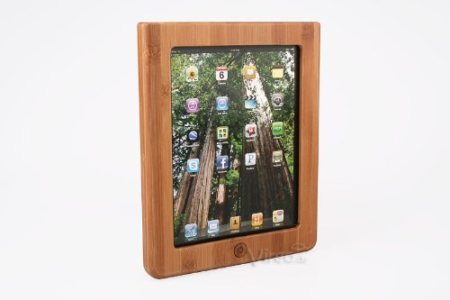 Vers Shell Case iPad 1 Bamboo