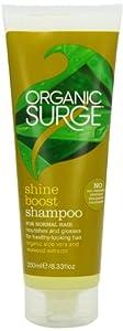 Organic Surge Shine Boost Shampoo 250ml