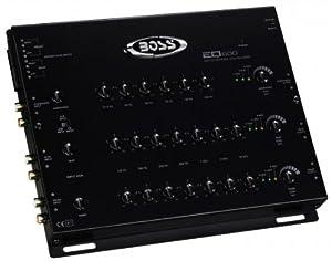 Boss Audio EQ600 Boss 6ch Trunk Mount Eq