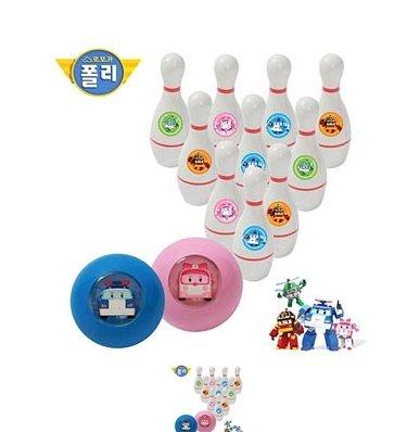 Robocar-Poli-bowling-toy-playsets
