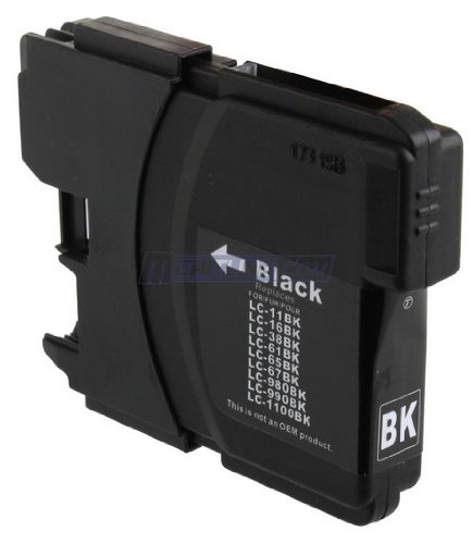 Brother LC61BK (LC61, LC 61) Compatible Black