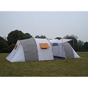 Peaktop 10 Person Hiking Camping Tent