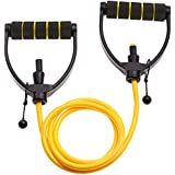 JoyFit – Adjustable Exercise Resistance Bands - Gym Quality Fitness Bands, Perfect For Any Home Fitness Training...