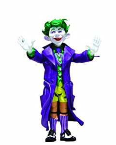 DC Collectibles Just-Us League of Stupid Heroes Series 3: Alfred as Joker Action Figure