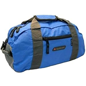 Cargo 30 Litres Small Military Holdall Bag (Blue)