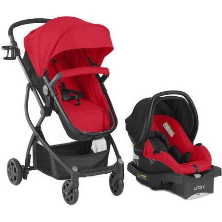 Urbini-Omni-Red-Plus-Travel-System-Stroller-is-Designed-for-Child-up-to-50-Lbs-Multi-Position-Tilt-Reclining-Seat