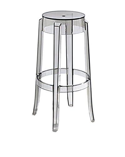 Furniture Contempo Judi Bar Stool, Smoke