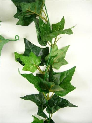 Artificial Silk Ivy Leaf Garland ~ house plant