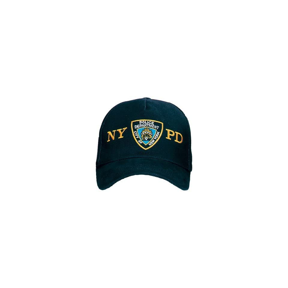 492eb3669 Official Licensed Nypd Adjustable Cap W/emblem on PopScreen