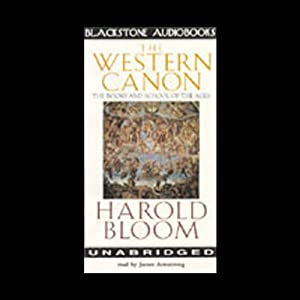 The Western Canon: The Books and School of the Ages | [Harold Bloom]