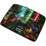 Sumvision Nemesis Futuristic Gaming Pad, Mouse Mat, Mouse Pad for PC, Apple, Windows, IOS