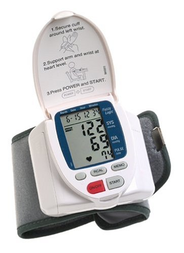 Cheap Lumiscope 1091 Wristwatch-Style Blood Pressure Monitor (LUM-1091)