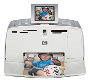 HP PhotoSmart 375 Compact Photo Printer