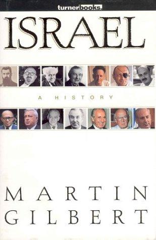 Israel  A History, Gilbert, Martin