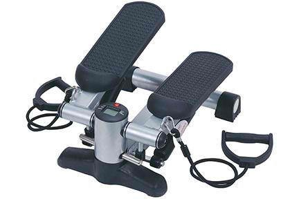 small step exercise machine