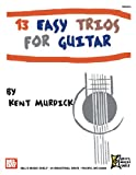 img - for 13 Easy Trios for Guitar book / textbook / text book