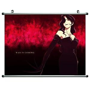 Fullmetal Alchemist 19x14 Anime ArtPrint Scroll Poster 001C