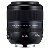 Samsung NX 60mm f/2.8 Macro Camera Lens by Samsung Electronics