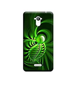 Kratos Premium Back Cover For Coolpad Note 3