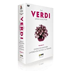 Verdi Opera Selection, Vol. 3