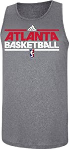 Atlanta Hawks Adidas 2012-2013 Authentic On-Court Pre-Game Heathered Clima... by adidas