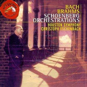Schoenberg - Oeuvres orchestrales 41SEFVMDWYL._