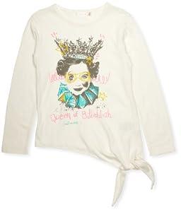 Billieblush Rosmarinus - Camiseta de manga larga de manga larga para niña