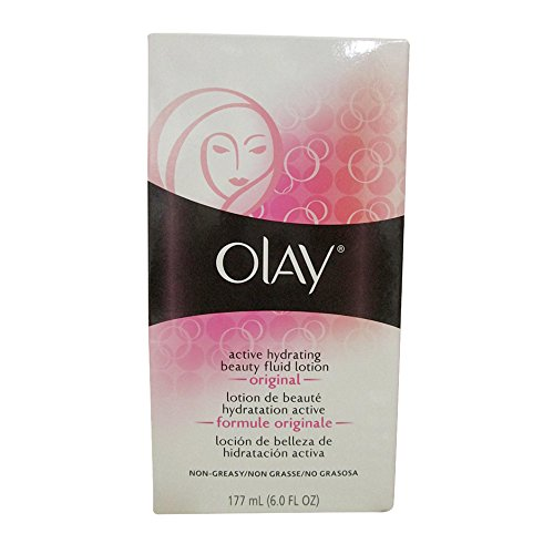 Olay Active Hydrating Beauty Fluid, Original,